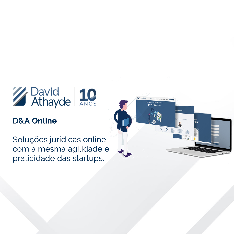 D&A Online - agilidade e praticidade das startups